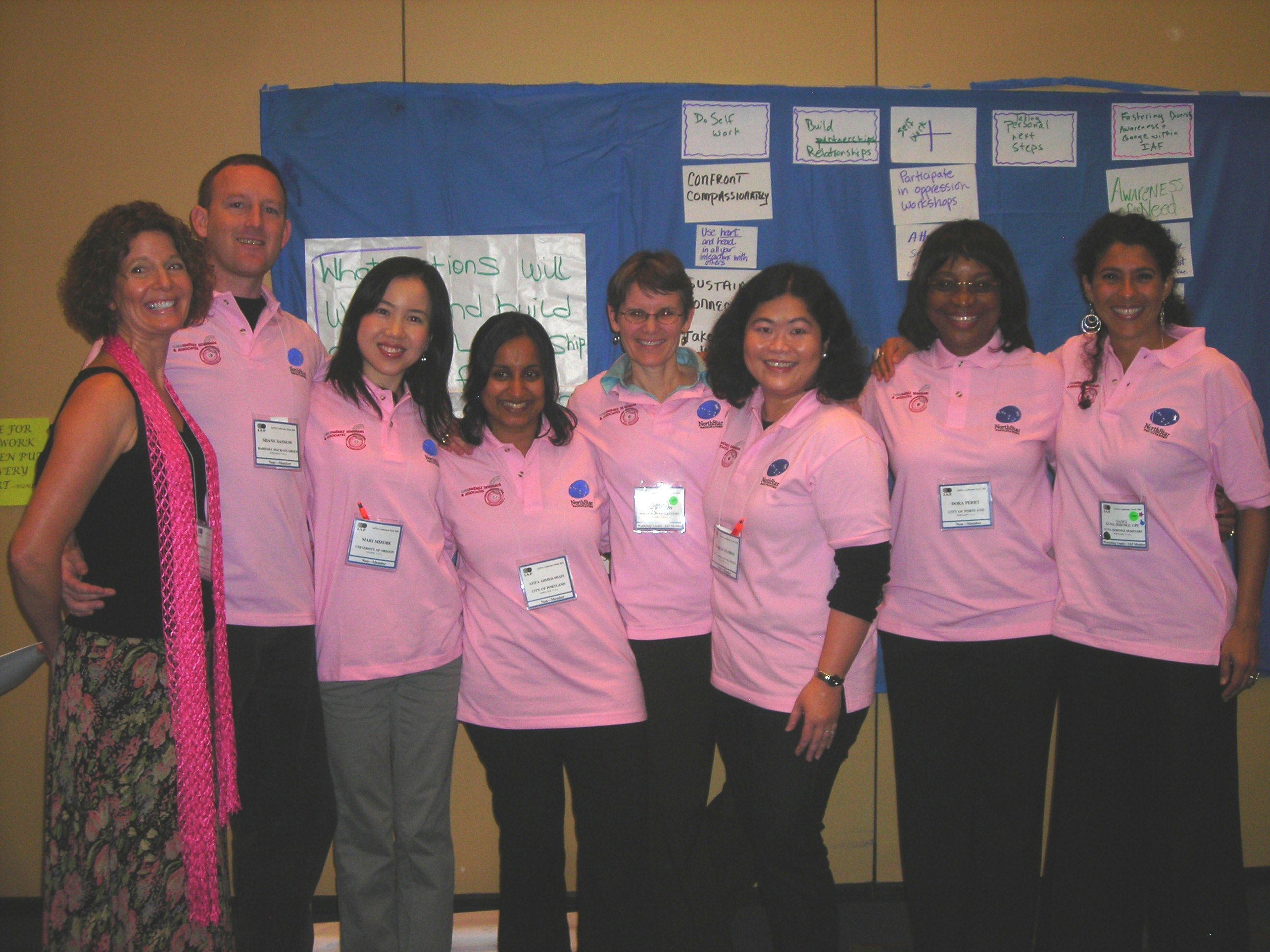 IAF 2010 Cohort Presenters