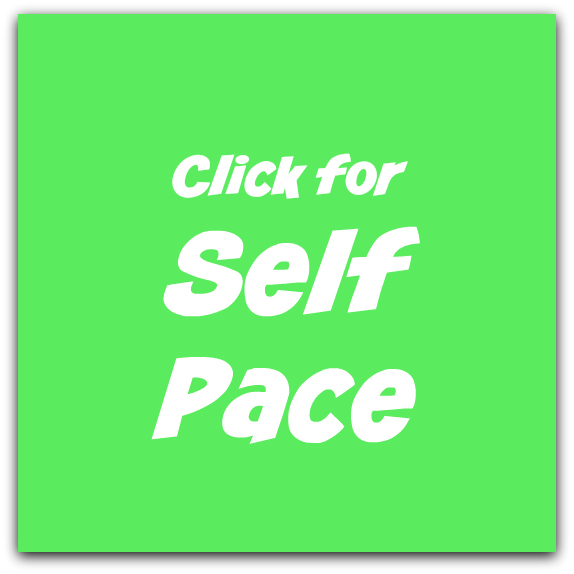 Self-pace