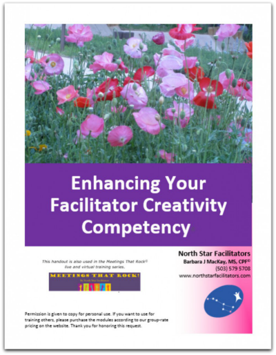 FacilitatorCreativity