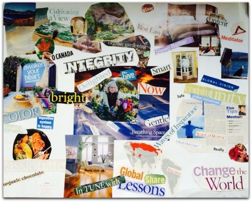Planning-collage